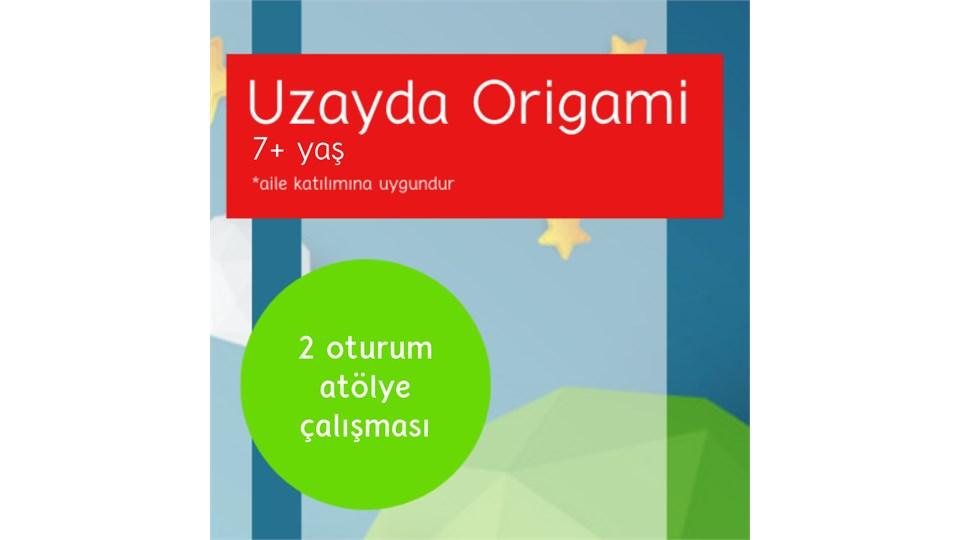 Ailece Uzayda Origami (Ücretsiz)