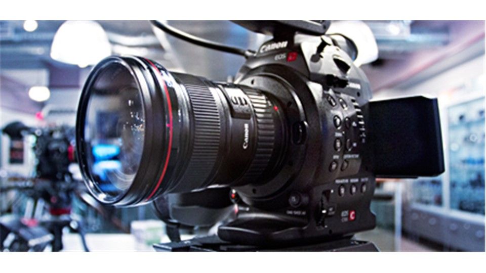 10 Kişilik Canon C100 Mark II Workshop'u