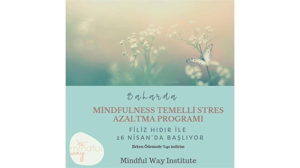 Mindfulness Temelli Stres Azaltma Programı (MBSR)