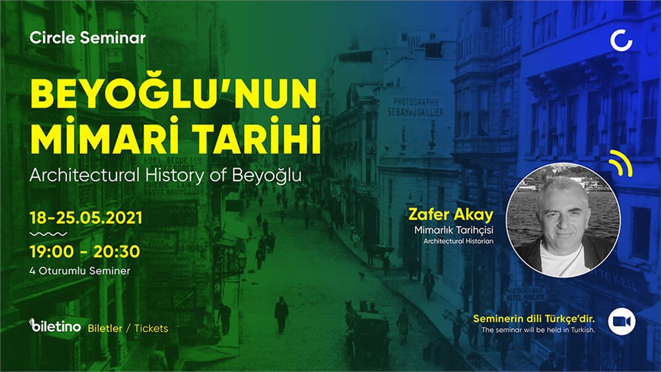 Beyoğlu'nun Mimari Tarihi