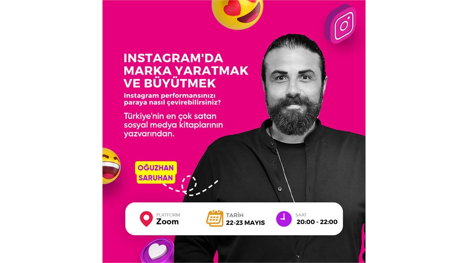 Instagram'da Marka Yaratmak ve Büyütmek