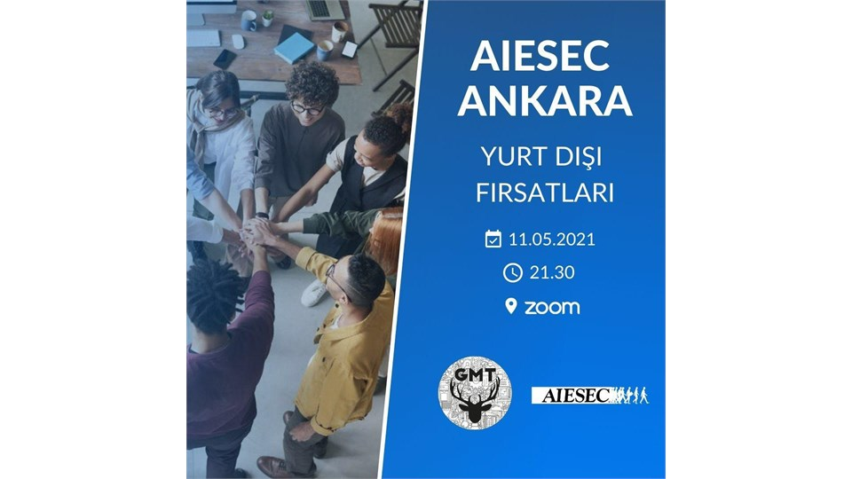 AIESEC ile Yurt Dışı Fırsatları