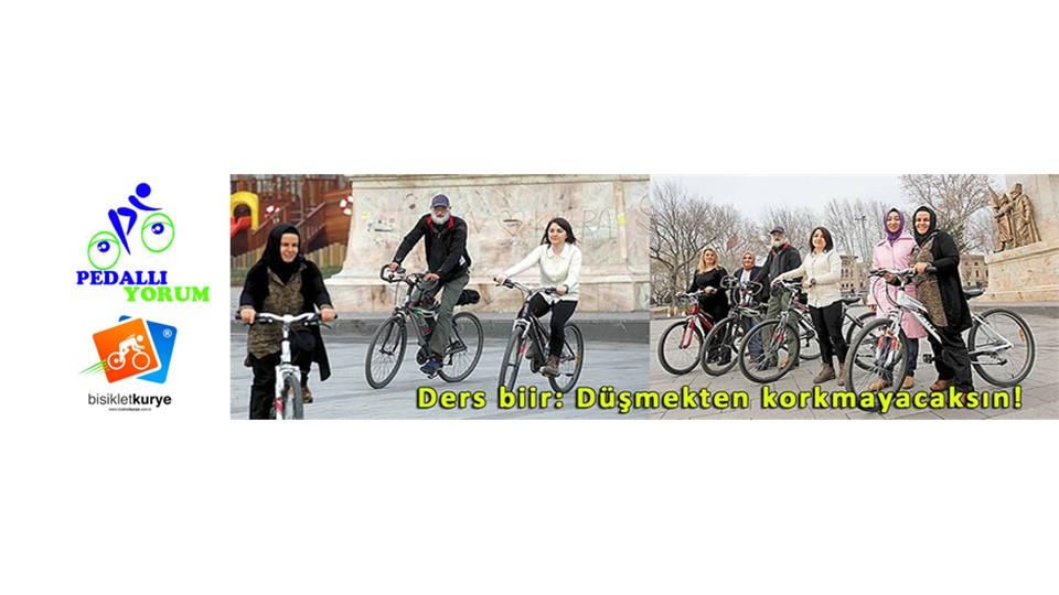 Bisiklet Sürüş Eğitimleri