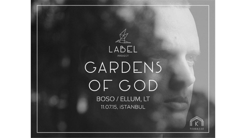 Label Project: Gardens of God