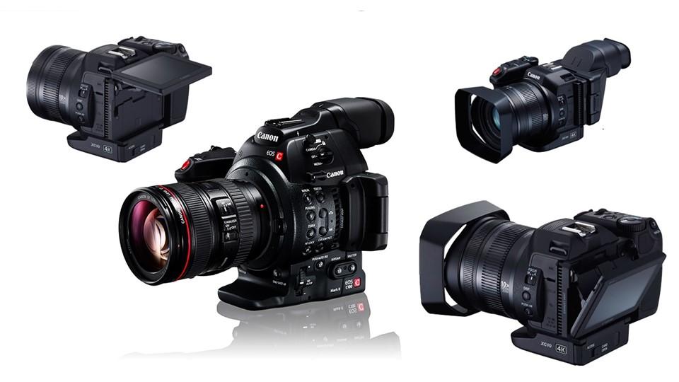 Canon XC-10 ve C100 Mark II Atölyesi