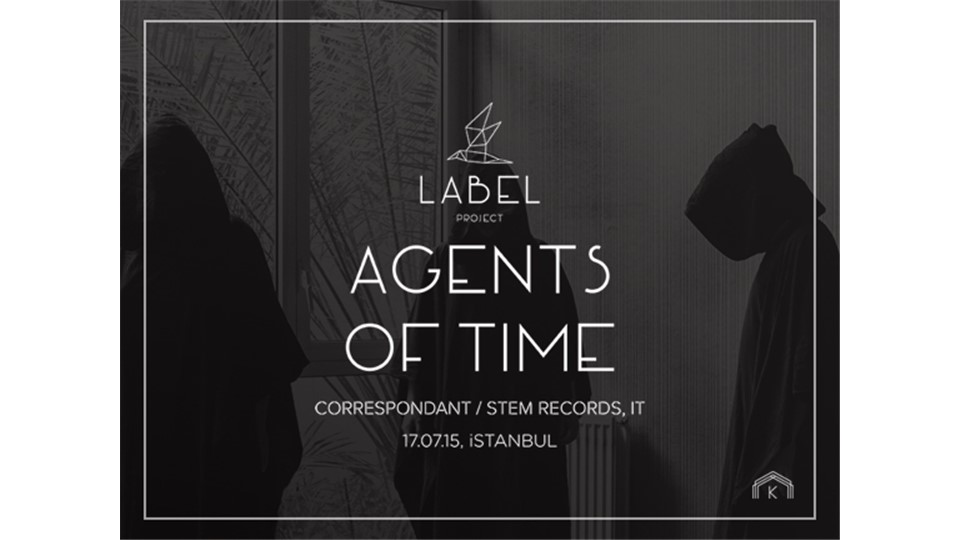 Label Project: Agents of Time