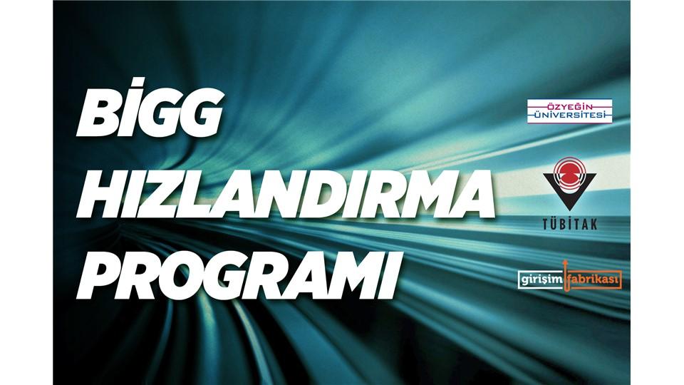 Girişim Fabrikası Tübitak 1512 BİGG Programı Tanıtım Günü - 1