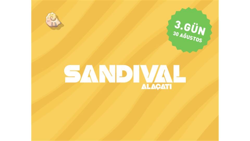 Sandival 3. Gün