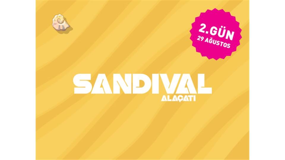 Sandival 2. Gün