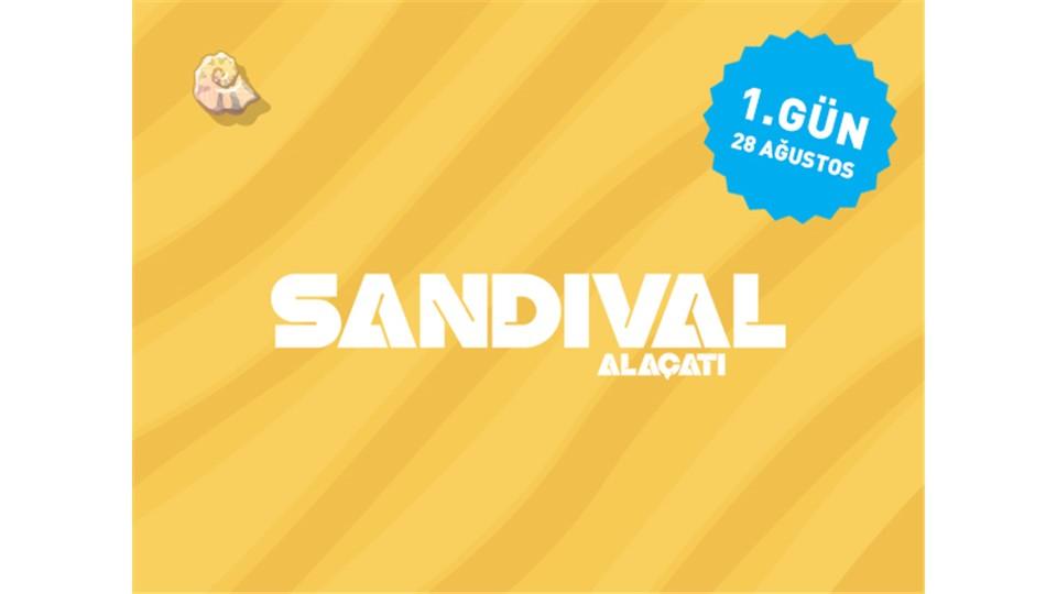 Sandival 1. Gün
