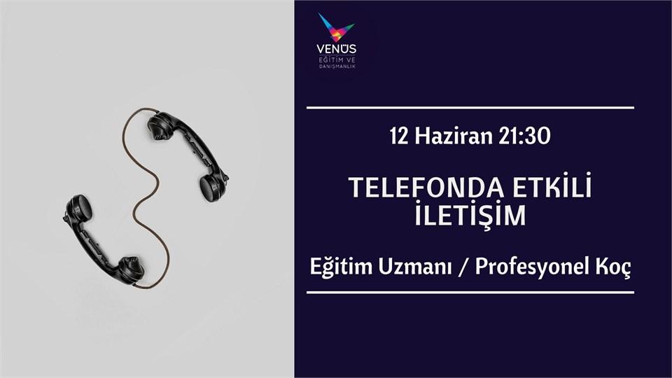 Telefonda Etkili İletişim Uluslararası Sertifika Programı