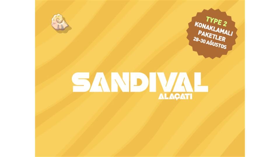 Sandival (B Tipi Konaklama)