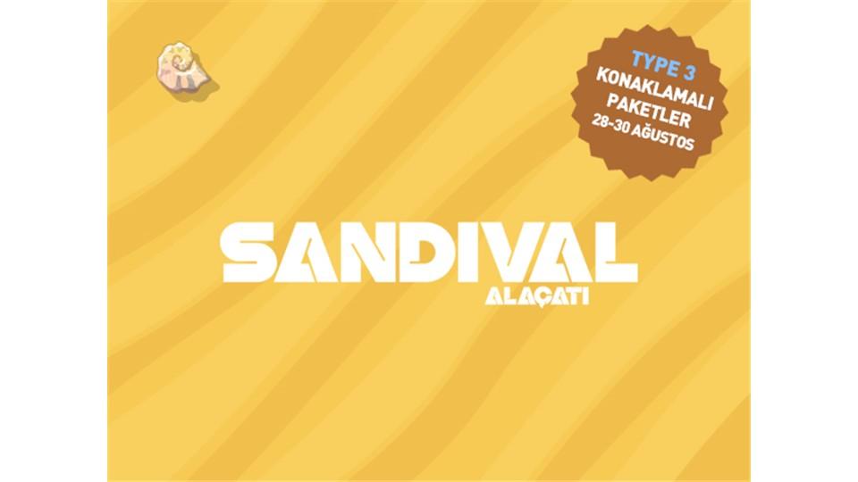 Sandival (C Tipi Konaklama)