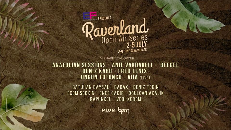 Raverland Open Air Series