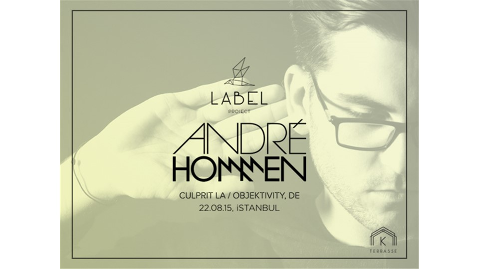 Label Project: Andre Hommen