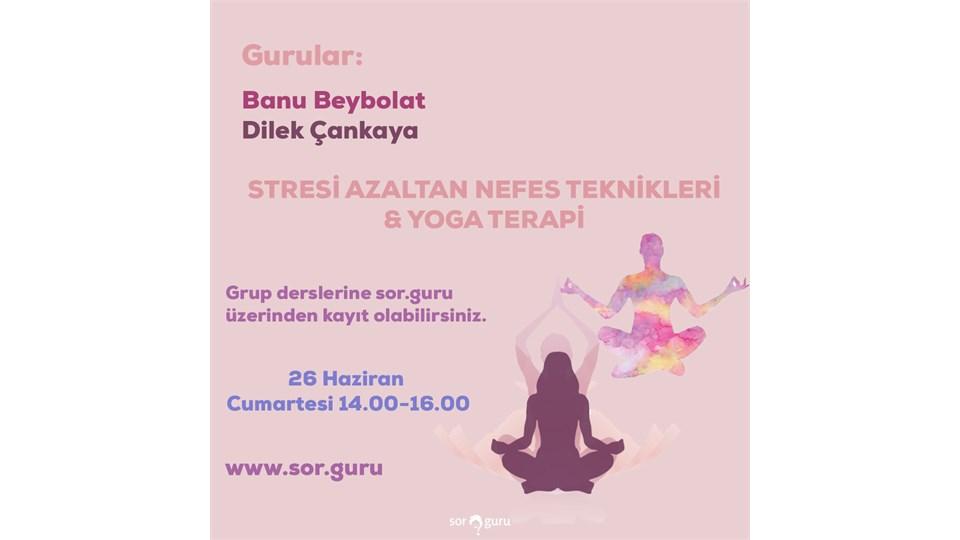 SorGuru ile Yoga ve Nefes Terapisi