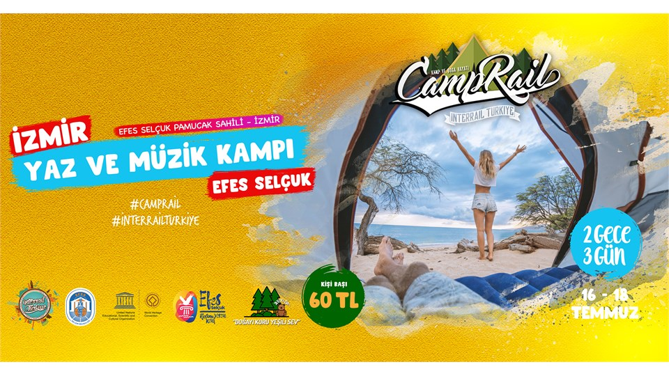 İzmir Yaz Doğa ve Müzik Kampı