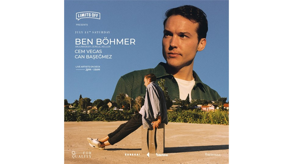 Limits Off Presents:  Grand Opening w/ Ben Böhmer (Live) @ The Q