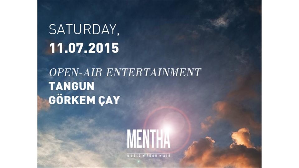 Open-air Entertainment @MENTHA