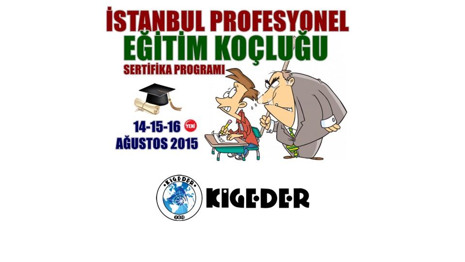 İstanbul Profesyonel Egitim Koçlugu Sertifika Programı-Egitimcinin Egitimi