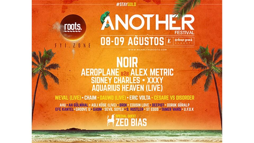 Roots. & FYI Presents: Another Festival X Alacati Kokomo Beach