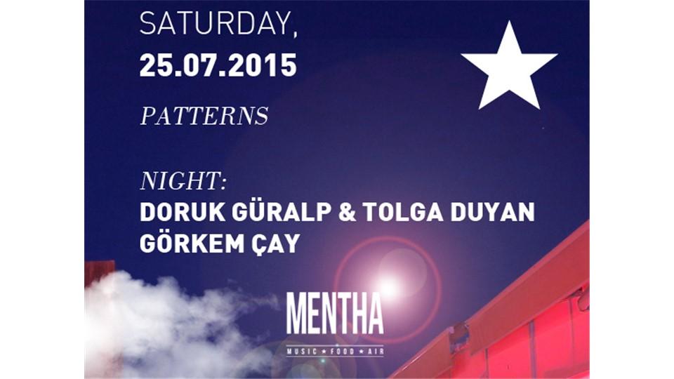 Mentha Saturday