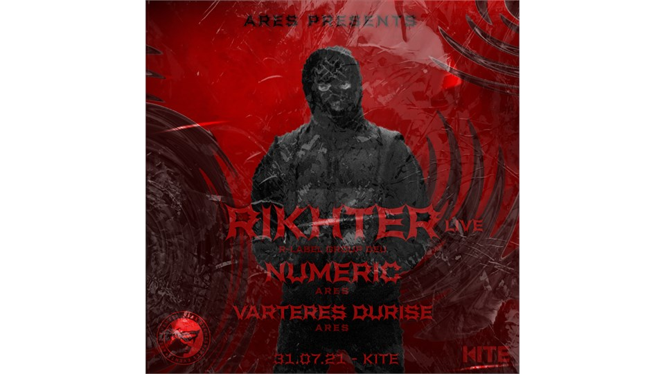 ARES PRESENTS: RIKHTER