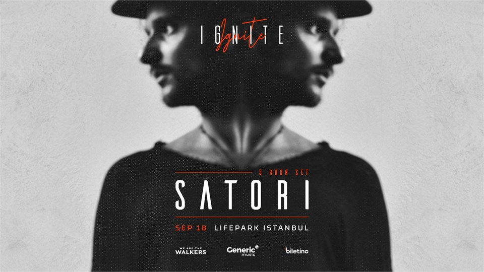 IGNITE Presents: Satori (5 Hour Special Live Set)