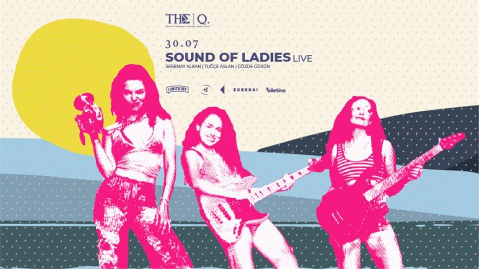 SOUND OF LADIES ( LIVE )