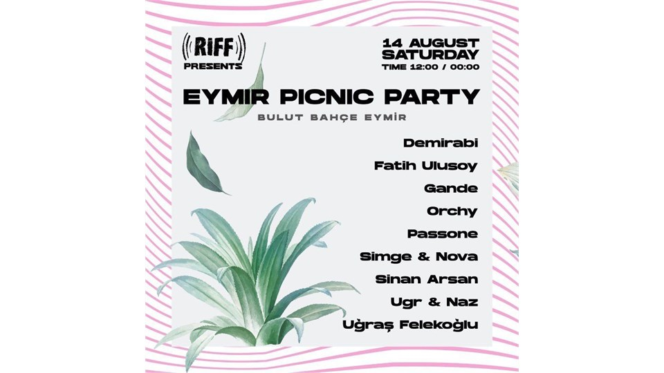 Eymir Picnic Party