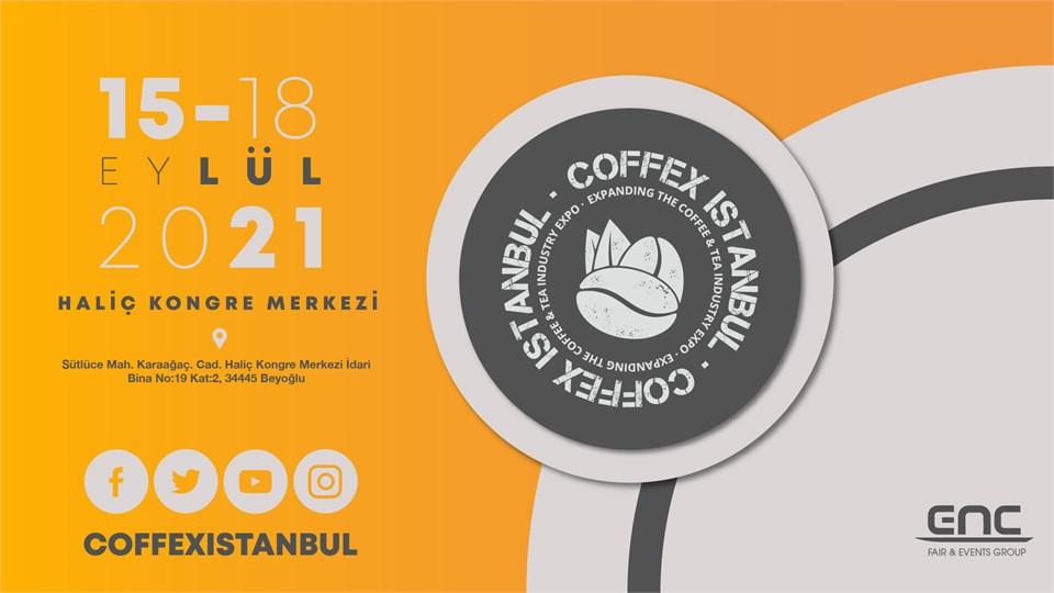 Coffex İstanbul 2021
