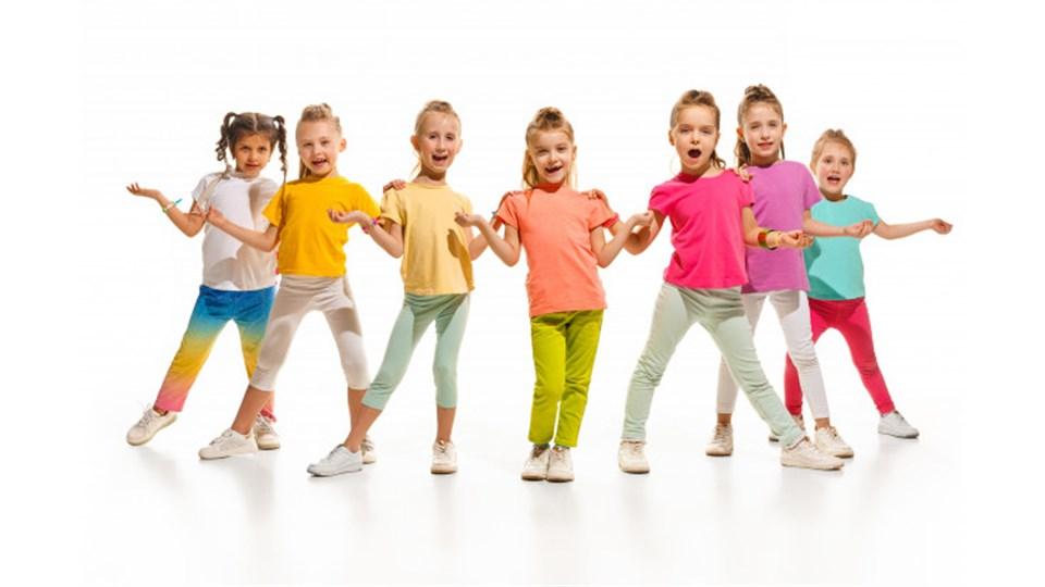 Haydi Çocuklar Dansa!