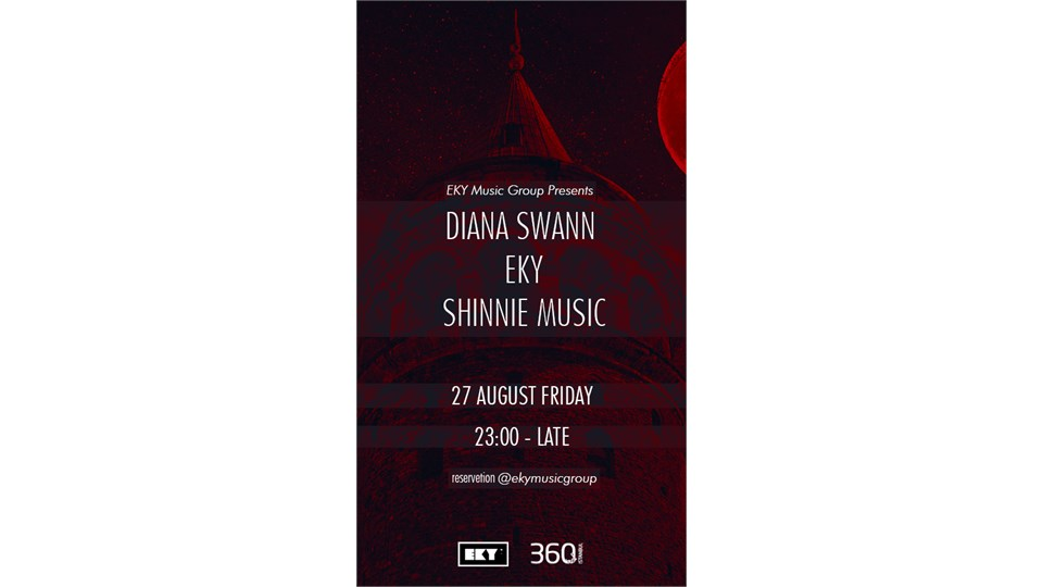 EKY Music Group After Party | 360 Istanbul