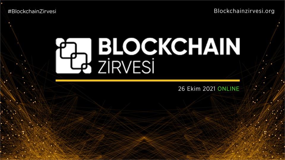 """Blockchain Zirvesi """"Expectation"""""""