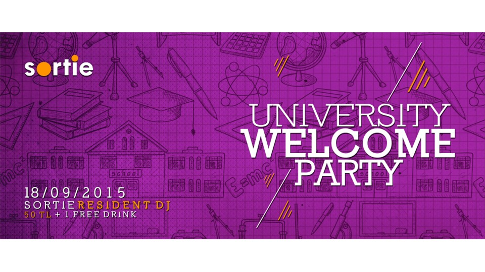 University Welcome Party