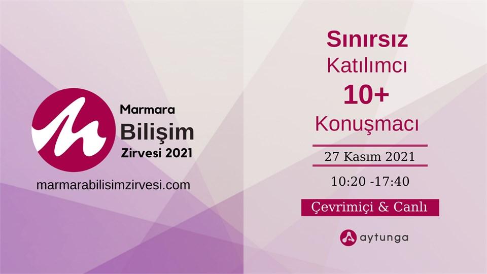 Marmara Bilişim Zirvesi 2021