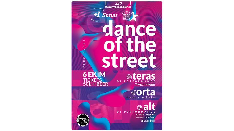 DANCE OF THE STREET