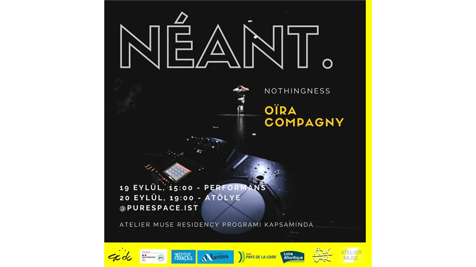 Néant. (Nothingness)