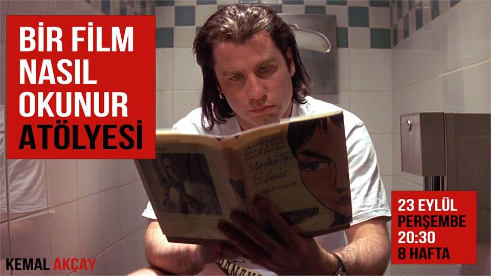 """Film Analizi Atölyesi """"Bir Film Nasıl Okunur"""""""