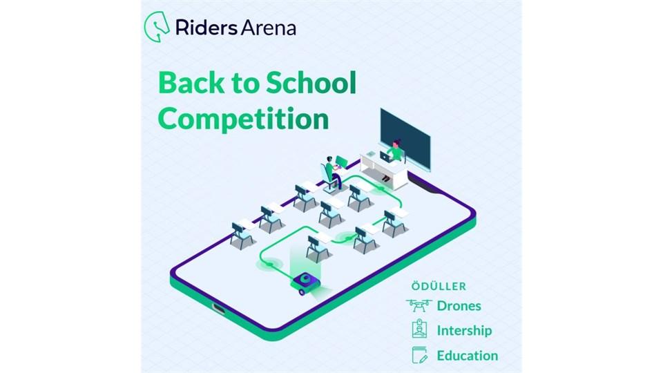 Riders Back to School Robotik Kodlama Yarışması