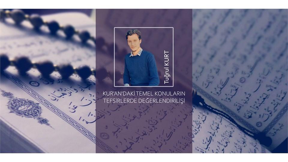 Kur'an ve Tefsir: Kur'an Kronolojisi ve Tefsir İlminin Doğuşu