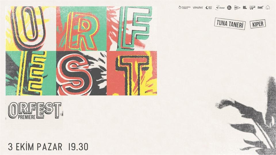 ORFest Premiere • @umumi & @keciankara • w/AllMega & Artıbir