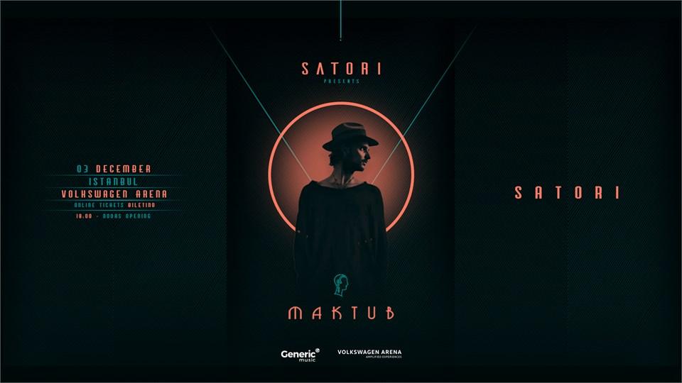 Maktub by Satori
