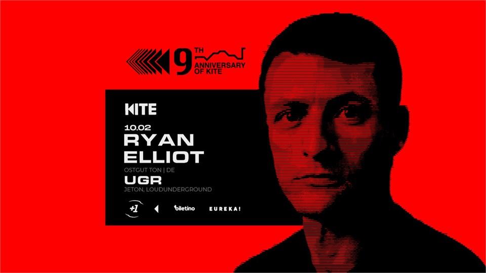 Ryan Elliott / Ugr