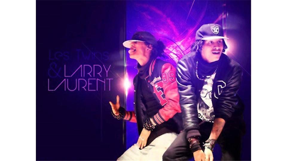Les Twins - Larry & Laurent @Masquerade Club