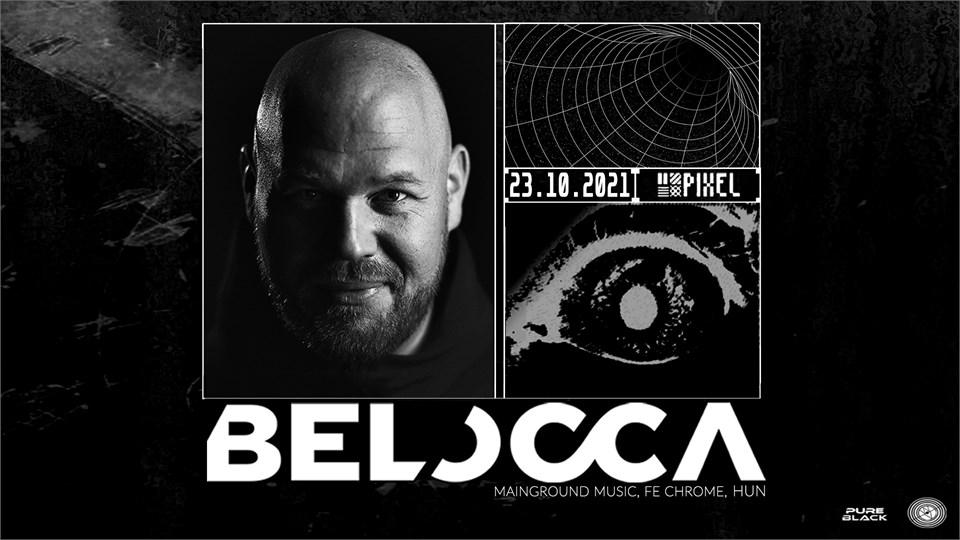 Pure Black X WaveofVoid Presents: BELOCCA