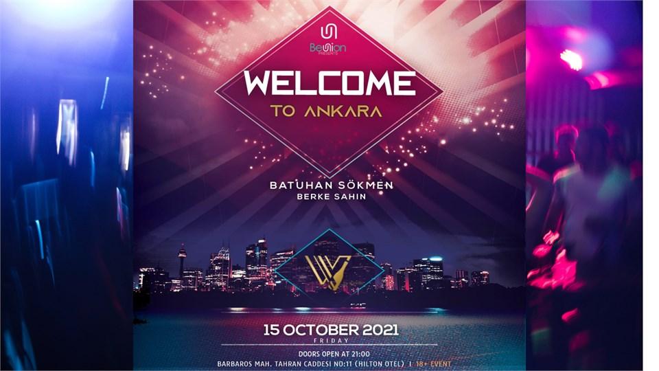 Welcome to Ankara