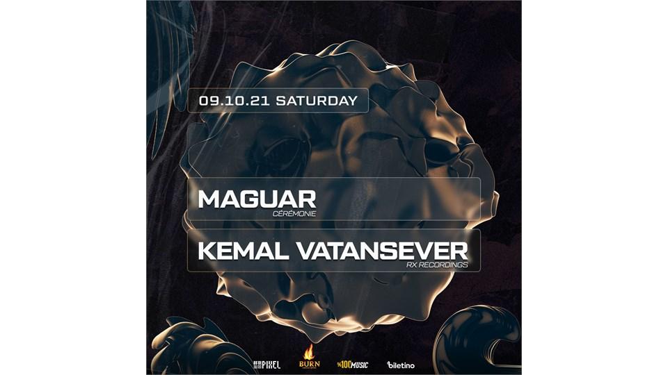 MAGUAR // KEMAL VATANSEVER