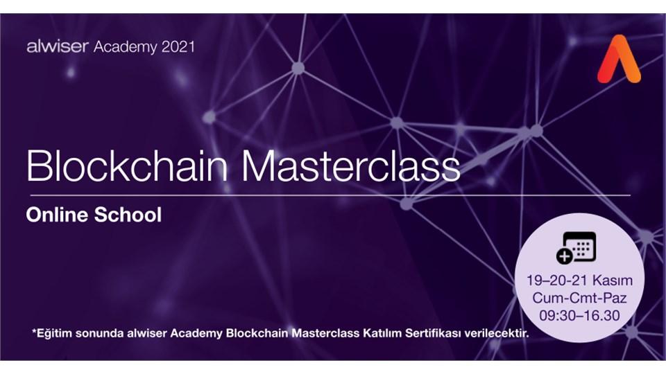 Blockchain Masterclass