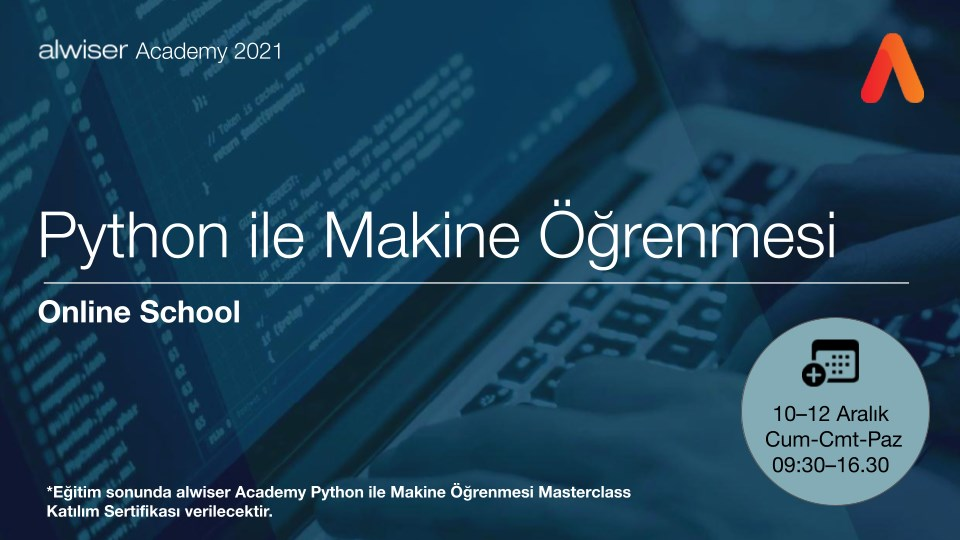 Python ile Makine Öğrenmesi Masterclass